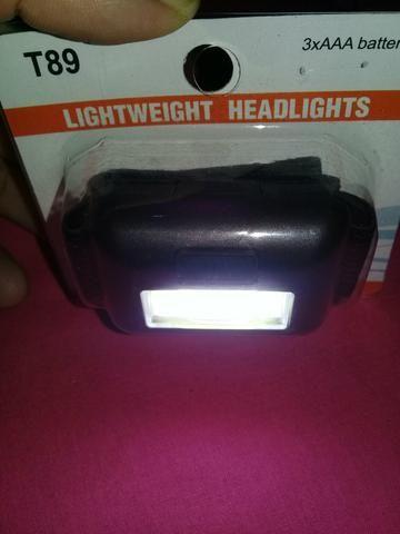 Lanterna para cabeça - Foto 3