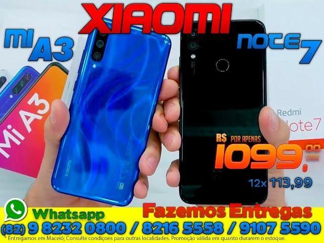 Celular Xiaomi Mi A3 Dual sim 64 gb 4 gb Ram - Promoção !!