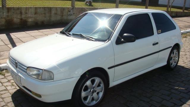 VW Gol 1.6 AP 1997 com direção hidráulica - Foto 8