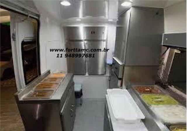 Food truck peças sob medida em inox - Foto 3