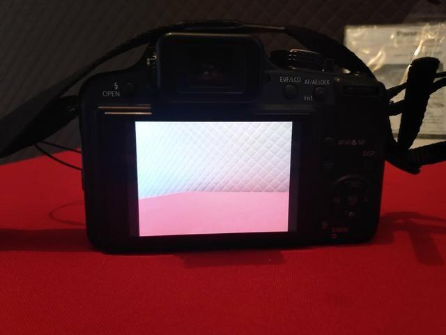 Câmera semi profissional lumix Panasonic - Foto 2