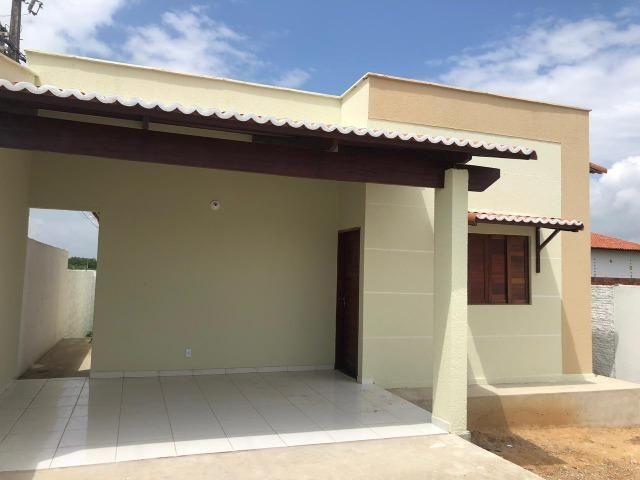 Casa Parnamirim 2/4 Com Suite Parque Verde Proximo a UPA Por R$ 135,000.00 Mil - Foto 4