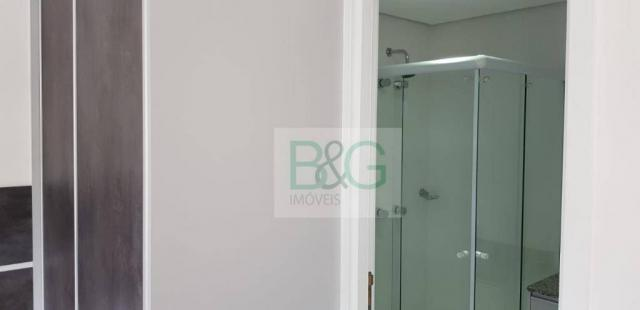 Studio com 1 dormitório para alugar, 34 m² por r$ 2.101,00/mês - ipiranga - são paulo/sp - Foto 8