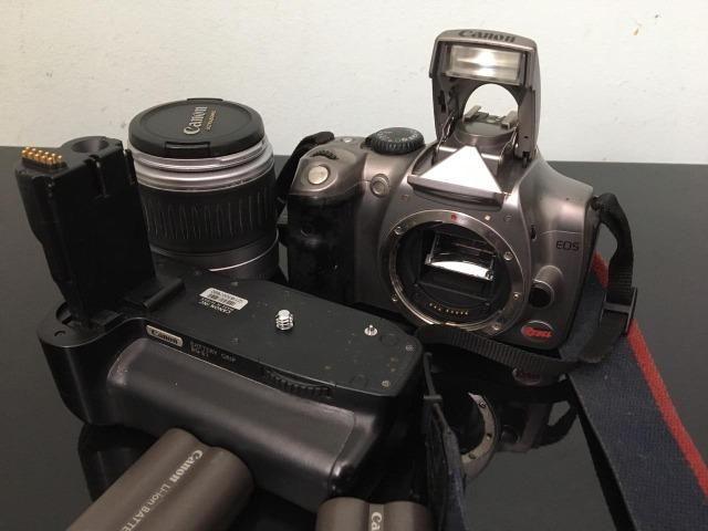 Câmera Canon Eos Rebel R$ 350,00!!! - Foto 2