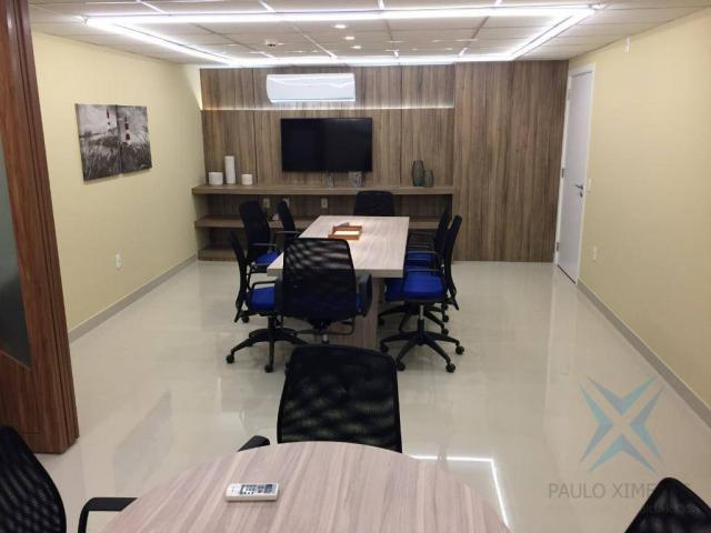 Sala à venda Uno Medical & Office, 38 m² por R$ 450.000 - Dionisio Torres - Fortaleza/CE - Foto 18