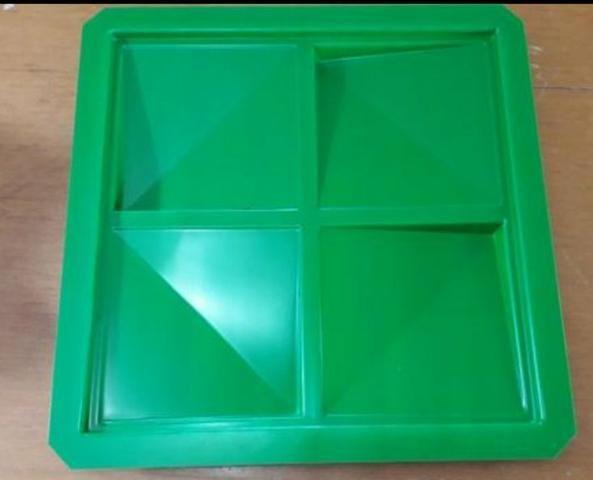 Formas para fabricação de placas 3d - Foto 2