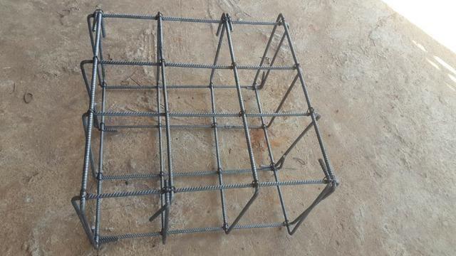 Gaiolas para construçao de sapatas - Foto 2