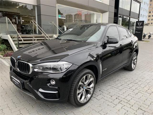 BMW X6 3.0 35I 4X4 COUPÉ 6 CILINDROS 24V GASOLINA 4P AUTOMÁTICO - Foto 6