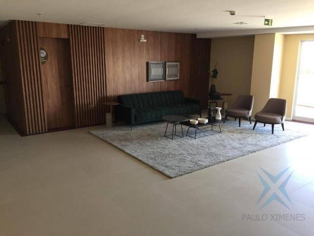 Sala à venda Uno Medical & Office, 38 m² por R$ 450.000 - Dionisio Torres - Fortaleza/CE - Foto 20
