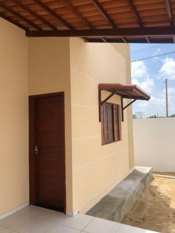 Casa Parnamirim 2/4 Com Suite Parque Verde Proximo a UPA Por R$ 135,000.00 Mil - Foto 16