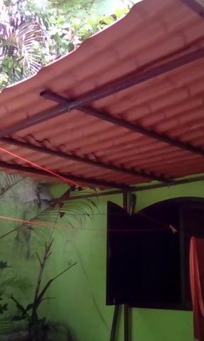Duas casas por R$ 185,000.00,( Duas lindas casas com cobertura e churrasqueira) - Foto 9