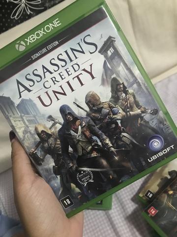 7 jogos de Xbox One - Foto 2
