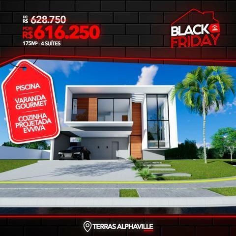 FN Casa Duplex A Venda No Terras Alphaville/ Condições de Black Friday