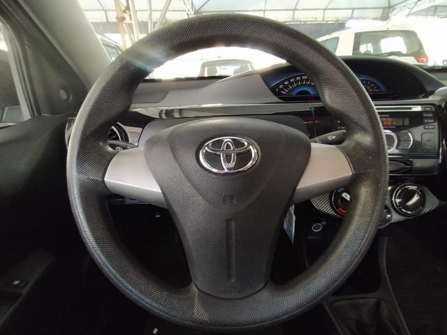 Toyota etios 2014/2014 1.5 xs 16V flex 4P manual - Foto 8