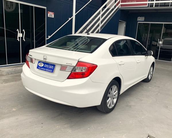 Honda Civic LXL 1.8 Flex - Completo 2012 ! - Foto 7
