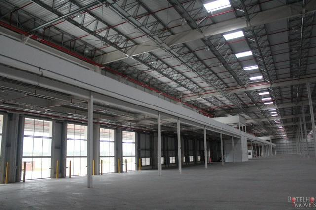 Galpão logístico Condomínio fechado Distribution - III - Distrito Industrial-I - Foto 17