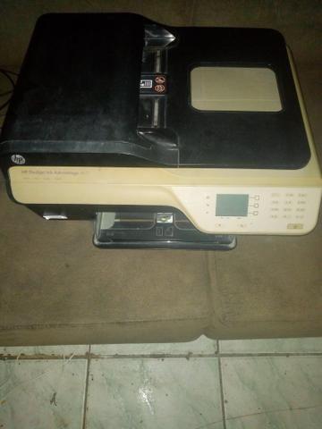 uma impressora HP