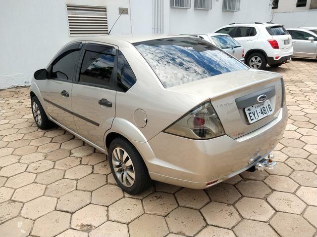 Ford Fiesta Sedan 1.6 Completo - 2012 - Foto 13