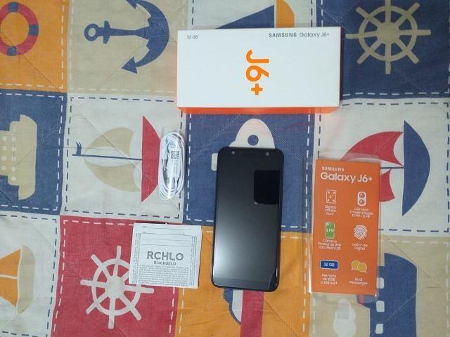 Samsung J6 Plus com nota - Foto 2