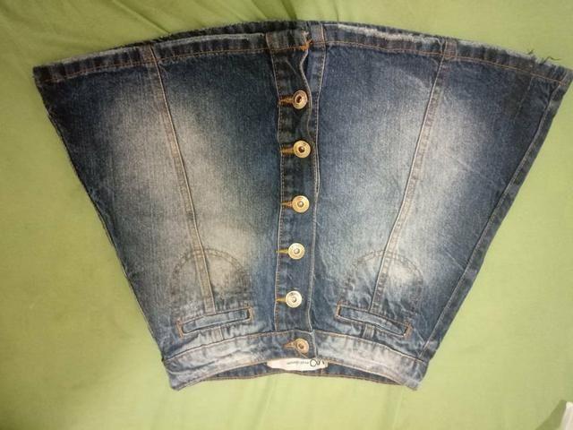 Saias Jeans e Social - Foto 5