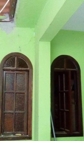 Duas casas por R$ 185,000.00,( Duas lindas casas com cobertura e churrasqueira) - Foto 19