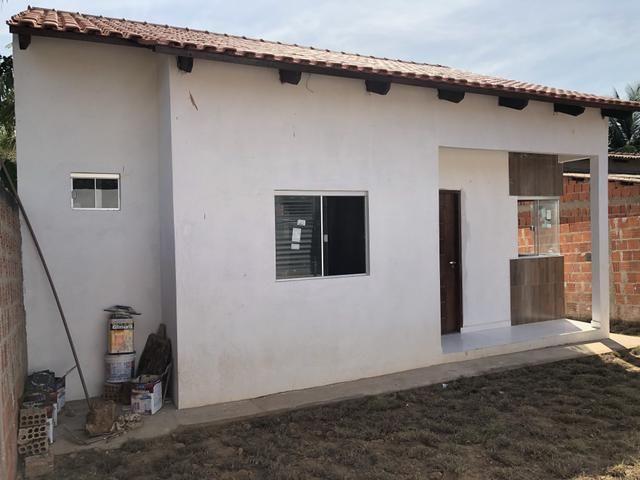 Casa nova financiável, bairro placas - Foto 13