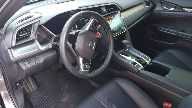 Honda Civic Sedan Touring 1.5 Turbo 16 V Automático 2017/17 - Foto 6