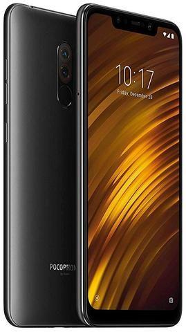 Xiaomi Pocophone F1 - 6GB Ram - 128GB - Preto