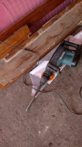 Aluguel de martelete 10 e 5kg. locacao para construcao