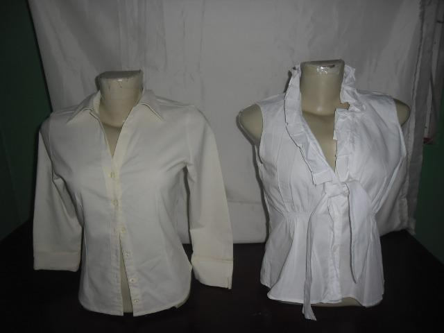 Lote contendo 8 blusas tamanho (P) R$ 50,00 - Foto 3