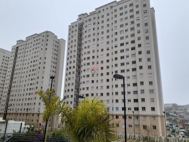 Apartamento duplex para aluguel, 3 quartos, 1 vaga, são vicente - mauá/sp - Foto 10