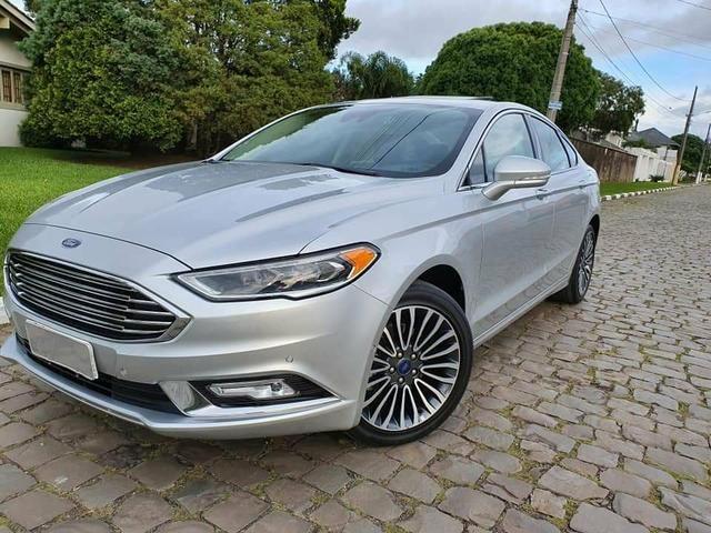 Ford Fusion 2.0 GTDI Ecoboost AWD 2018 - Foto 4