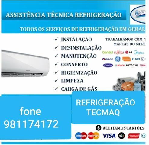 TECMAQ refrigeração assistência técnica - Foto 2