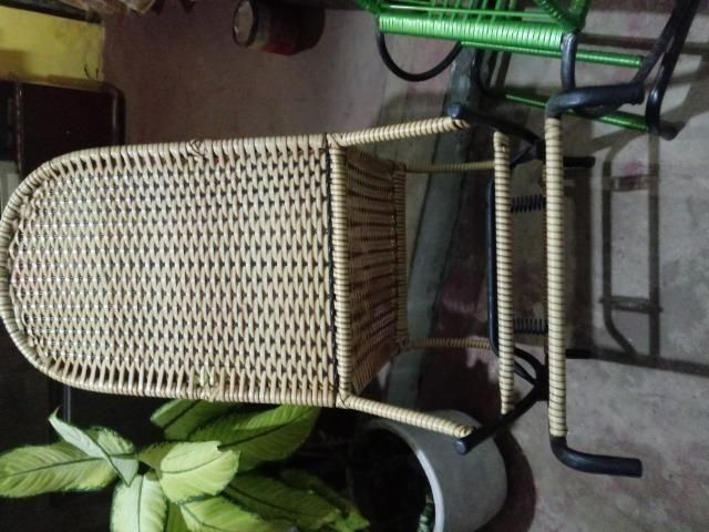 Cadeira de Fibra - Foto 4