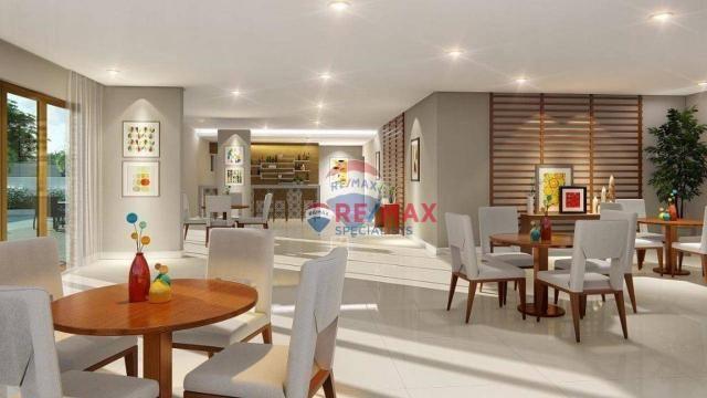 Apartamento com 3 dormitórios à venda, 74 m² por r$ 283.601 - candeias - vitória da conqui - Foto 8