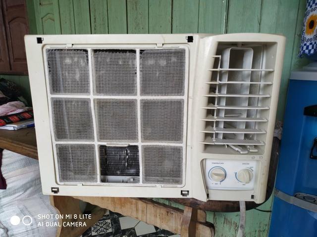 Ar condicionado 7.500btu 110v