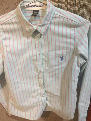 a2a25689a Camisa feminina Polo US original promoção - Roupas e calçados ...