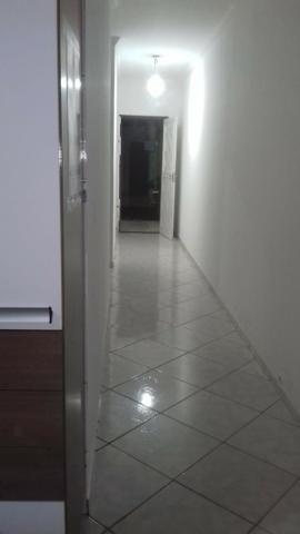 Vendo casa 2/4 sendo 1 suite com dependência completa e quintal e garagem coberta - Foto 6