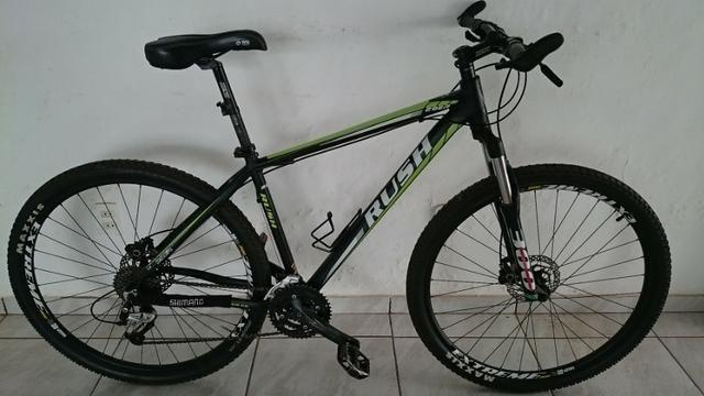 f200c8185 Bike Rush Aro 29 - 27v - Aceito Troca (Leia a Descrição) - Ciclismo ...