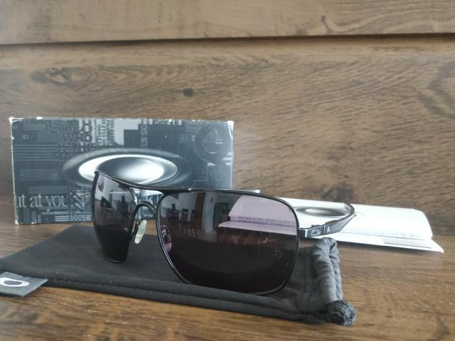 052bec0d7 Óculos de Sol - Oakley - Plaintiff Squared 4063-01 - tamanho 63 ...
