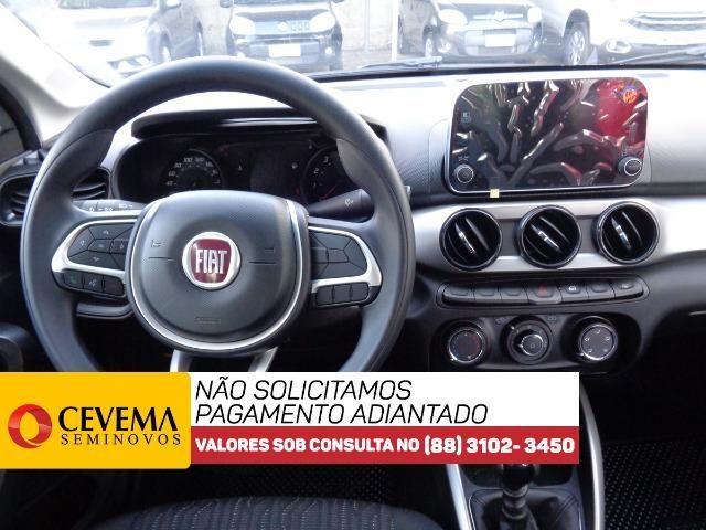 Fiat Cronos Drive Branco 1.3 0km - - Foto 10