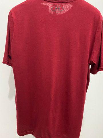 Camiseta Under Armour Red G - Foto 2