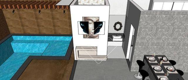 Casa à venda, 275 m² por R$ 1.500.000,00 - Residencial Jardim Campestre - Rio Verde/GO - Foto 15