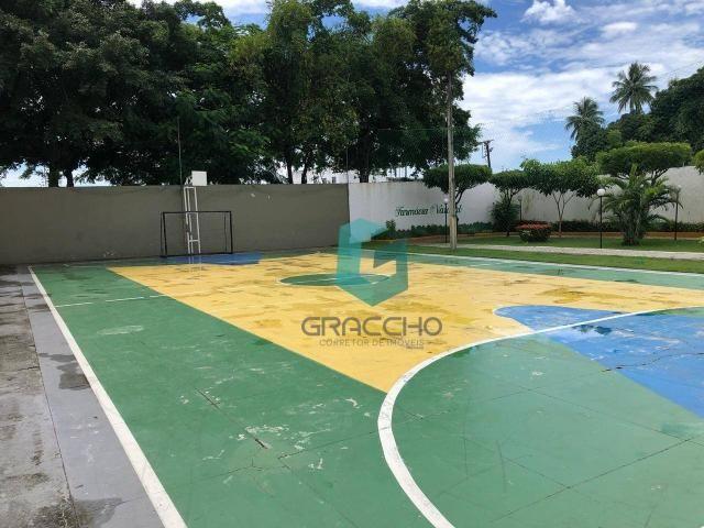 Apartamento com 3 dormitórios à venda, 60 m² por R$ 230.000 - Parangaba - Fortaleza/CE - Foto 9