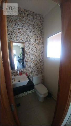 Casa à venda, 121 m² por R$ 545.000,00 - Condomínio Manaca - Jaguariúna/SP - Foto 8