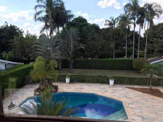 Casa com 4 dormitórios para alugar, 578 m² por R$ 12.000,00/mês - Condomínio Helvetia Coun - Foto 20