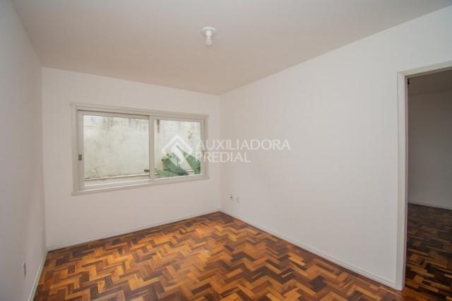 Apartamento para alugar com 1 dormitórios em Rio branco, Porto alegre cod:254597