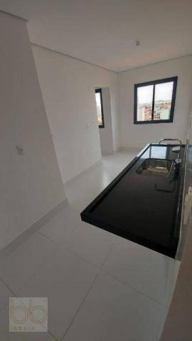 Apartamento com 3 dormitórios à venda, 129 m² por R$ 800.000,00 - Condomínio Edifício Paul - Foto 4
