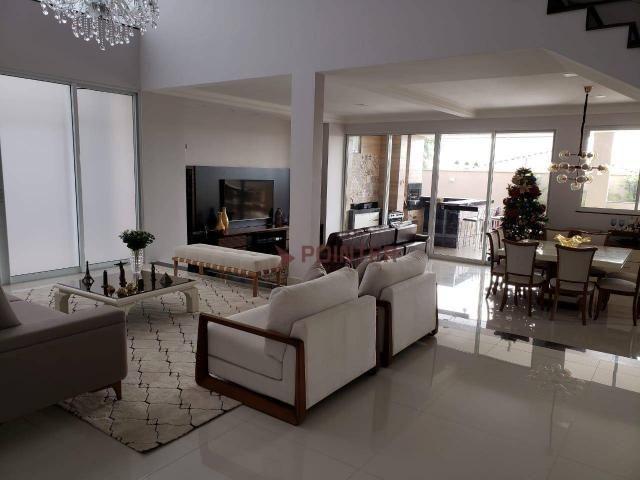 Sobrado à venda, 490 m² por R$ 2.400.000,00 - Alphaville Flamboyant Residencial Araguaia - - Foto 8