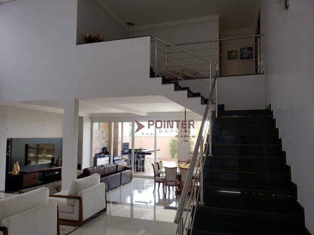 Sobrado à venda, 490 m² por R$ 2.400.000,00 - Alphaville Flamboyant Residencial Araguaia - - Foto 4